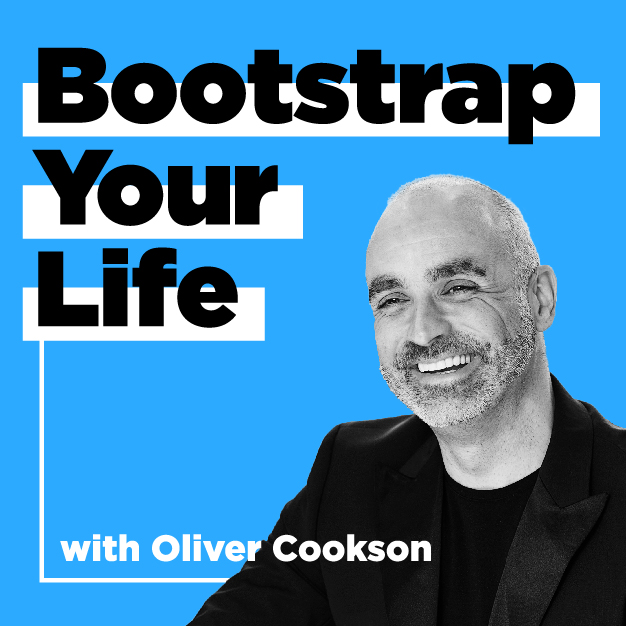 Bootstrap your life by Oliver Cookson